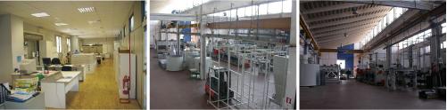 PRT macchine ed impianti per la lavorazione della plastica