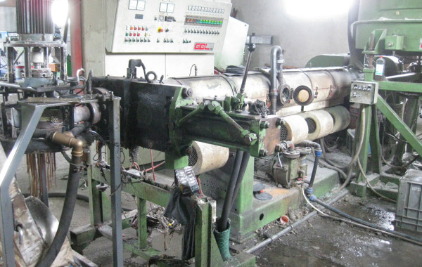 PELLETIZING LINE FBM 101