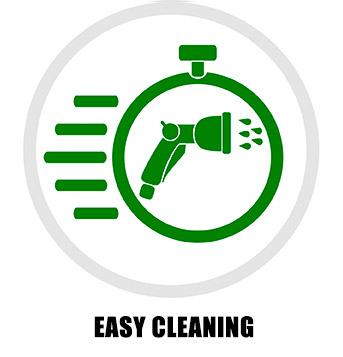 EASY CLEANING