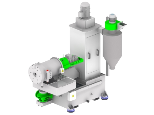 DIE FACE CUTTERS PELLETIZING SYSTEMS