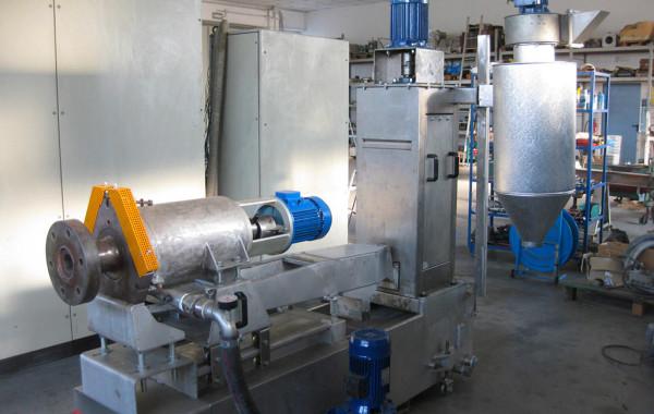 overhauled PELLETIZER HORIZONTAL WATER RING DIE FACE CUTTER PRT WF150